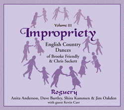 Impropriety 3 CD cover